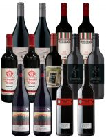 Connoisseur Collection Premium Red Wines Mixed - 13 Bottles