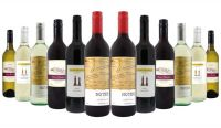 BBQ Margaret River Red & White Wines Mixed - 12 Bottles