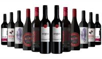 Celebration Collection Red Mixed - 12 Bottles