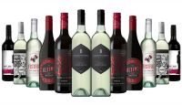 Celebration Collection Red & White Mixed - 12 Bottles