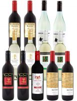 All Occasions Red & White Mixed - 13 Bottles