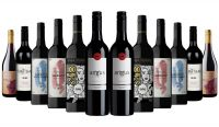 Celebrations Red Wine Mixed - 12 Bottles
