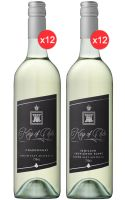 Cheap & Cheerful Mix of White Wine - 24 Bottles