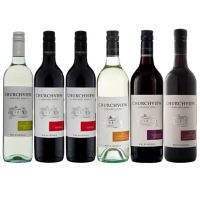 Churchview Estate Red and White Mixed - 6 Bottles