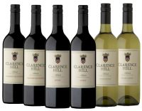 Clarence Hill Red & White Mixed - 6 Bottles