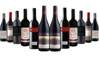 Connoisseur Collection Premium Red Wines Mixed - 12 Bottles