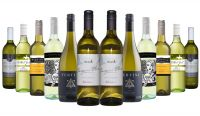 Delicious and Classic White Mix - 12 Bottles