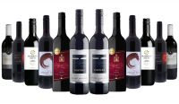 Eclectic Red Wines Mixed - 12 Bottles