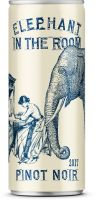 Elephant In The Room Pinot Noir 2020 South Australia 250mL - 24 Cans