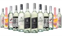 Festive Special White Mixed - 12 Bottles