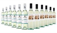 Hesketh Rules of Engagement Pinot Gris & McWilliams JJ McWilliam Pinot Grigio Mixed - 12 Bottles