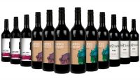 Best of James Estate Red Wines Mixed - 12 Bottles