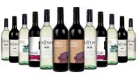 James Estate Selector Red & White Mixed - 12 Bottles