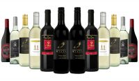Margaret River and other Aussie Regions Red & White Mixed - 12 Bottles