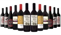 Margaret River and other Aussie Regions Red Mixed - 12 Bottles