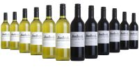 Mountbatten Red and White Mixed - 12 Bottles