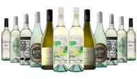 New Year Special White Mixed - 12 Bottles