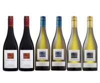 Pooles Rock Red and White Mixed Hunter Valley - 6 Bottles