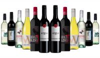 Great Value Red & White Mixed - 12 Bottles