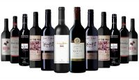 Superior Selection Red Wine Mix - 12 Bottles
