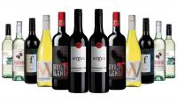 Superior Selection Red and White Wine Mix - 12 Bottles