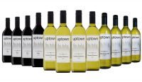 Uptown Red & White Mixed - 12 Bottles