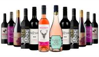 Best Of Fine Red Wine Mixed - 12 Bottles