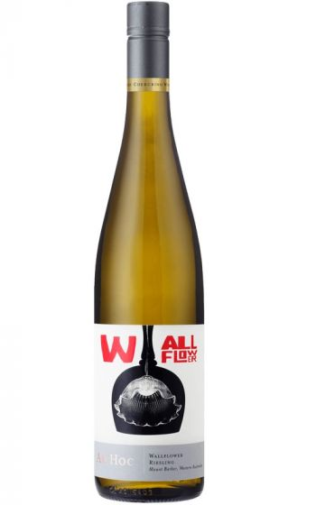 Ad Hoc Wallflower Riesling 2020 Great Southern - 12 Bottles