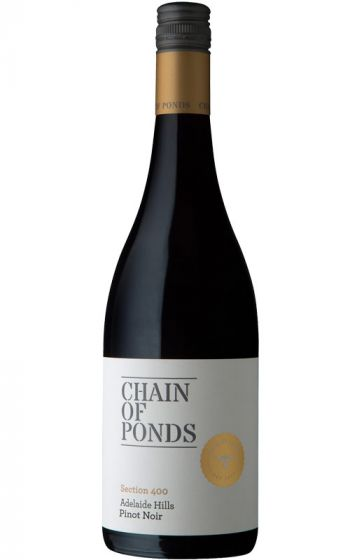 Chain of Ponds Section 400 Pinot Noir 2021 Adelaide Hills - 12 Bottles