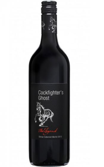 Cockfighters Ghost The Legend 2013 South Australia - 6 Bottles