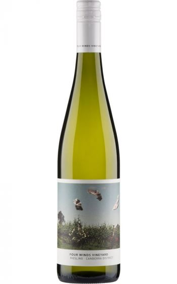 Four Winds Riesling 2021 Canberra - 12 Bottles