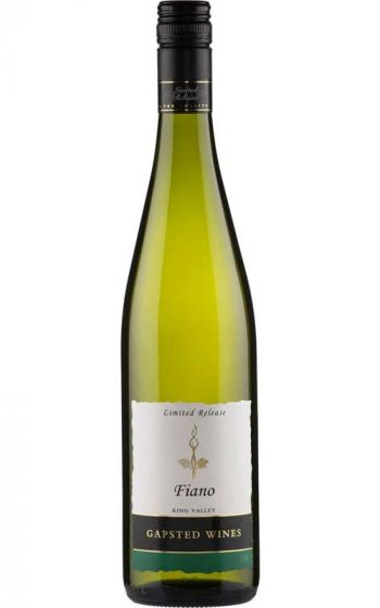 Gapsted Limited Release Fiano 2013 King Valley - 6 Bottles