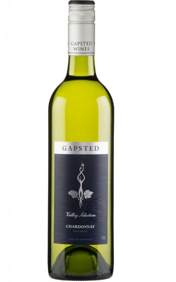 Gapsted Valley Selection Chardonnay 2014 King Valley - 12 Bottles