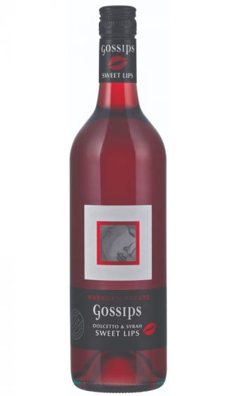 Gossips Sweet Lips Dolcetto and Syrah 2015 SEA - 12 Bottles