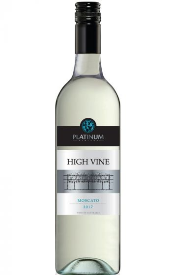 High Vine Moscato 2017 Griffith - 6 Bottles