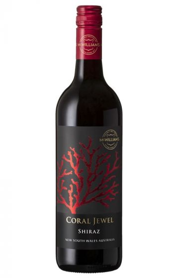 McWilliams Coral Jewel Shiraz 2020 New South Wales - 12 Bottles