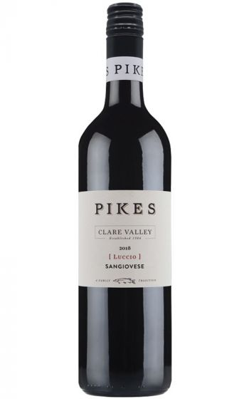 Pikes Luccio Sangiovese 2019 Clare Valley - 6 Bottles