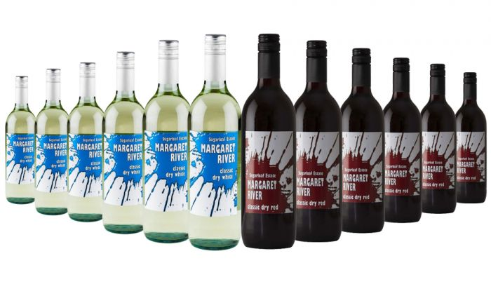 SugarLoaf Estate Red and White Mixed - 12 Bottles