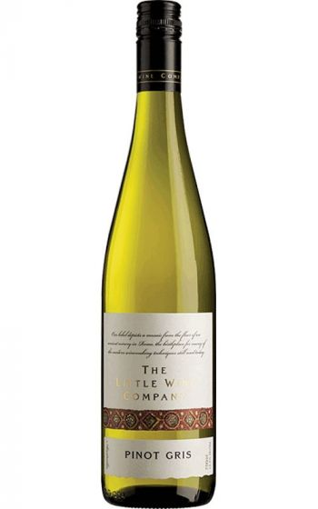 The Little Wine Company Pinot Gris 2020 Goulburn Valley - 12 Bottles