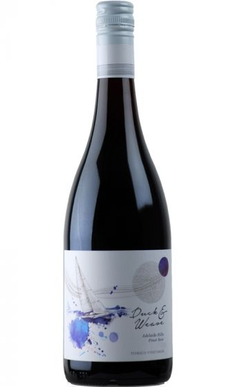 Tomich Gallery Collection Duck and Weave Pinot Noir 2017 Adelaide Hills - 12 Bottles