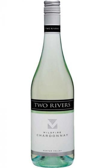 Two Rivers Wildfire Chardonnay 2020 Hunter Valley - 6 Bottles